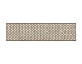 Gesamtansicht Seite A Teppich «Fagus Creme»