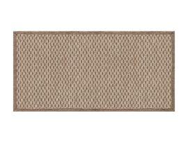 Gesamtansicht Seite A Teppich «Pinus Nougat»