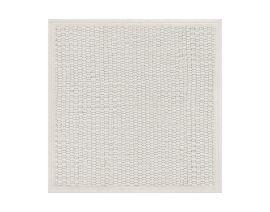 Gesamtansicht Seite A Teppich «Ribes White»