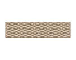 Gesamtansicht Seite A Teppich «Salix Cappuccino»