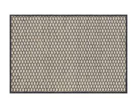 Gesamtansicht Seite A Teppich «Salix Marble»
