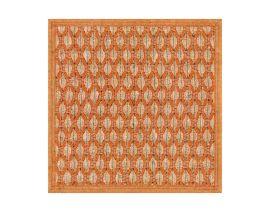 Gesamtansicht Seite A Teppich «Salix Orange»