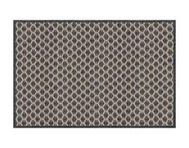 Gesamtansicht Seite A Teppich «Fagus Grey»