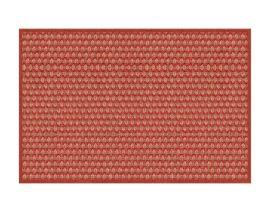 Gesamtansicht Seite A Teppich «Salix Raspberry»