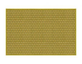 Gesamtansicht Seite A Teppich «Salix Yellow»