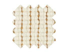 Muster zu Teppich «Doppia Natura»