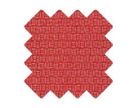 Muster zu Teppich «Pinus Pink»