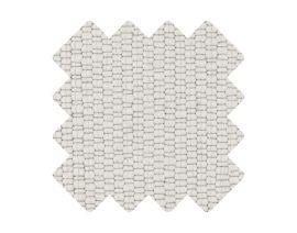 Muster zu Teppich «Ribes White»