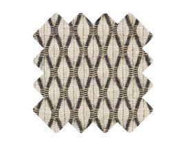 Muster zu Teppich «Salix Marble»