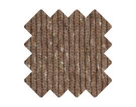 Muster zu Teppich «Tilia Brown»