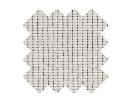 Muster zu Teppich «Tilia White»