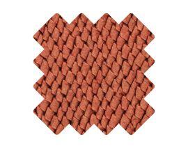 Muster zu Teppich «Viscum Coral»