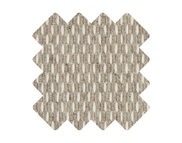 Muster zu Teppich «Pinus Grey»