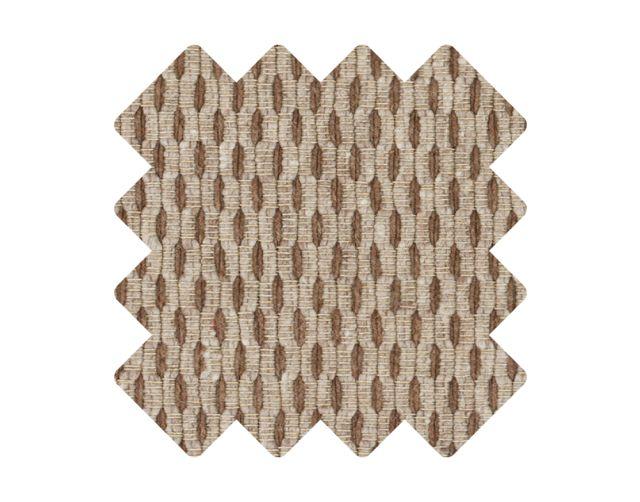 Muster zu Teppich «Pinus Nougat»