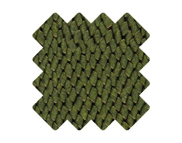 Muster zu Teppich «Viscum Fir»