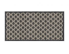 General view of side A «Fagus Grey» rug