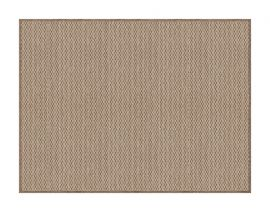 General view of side A «Pinus Nougat» rug