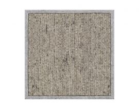 General view of side A «Ribes Grey» rug