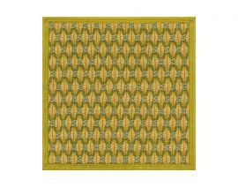 General view of side A «Salix Yellow» rug