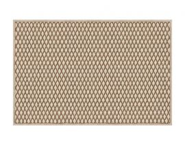 General view of side A «Salix Cappuccino» rug