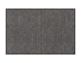General view of side A «Tilia Anthracite» rug
