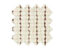 Sample for «Doppia Rosso» rug