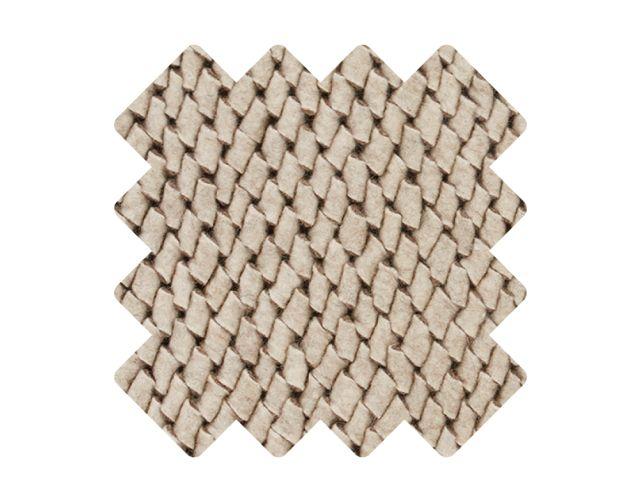 Sample for «Viscum White» rug