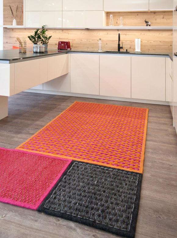 Teppich Kombinationen für deine Küche