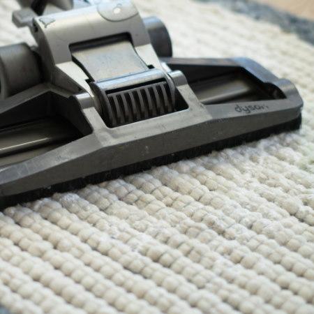 Regular vacuum cleaning